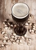 Beer And Pistachios
