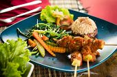 Organic food of Bali