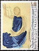 Rodin Stamp