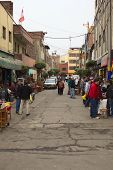 Second-Hand Shops in Lima, Peru