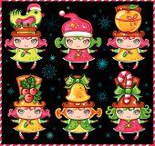 Ajudantes de Santa de Natal