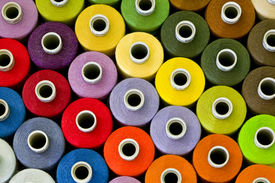 picture of rayon  - Sewing Thread Pattern - JPG