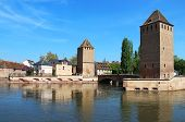 Ponts Couverts Towers, Strasbourg