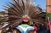 Traditional Mayan Headdress