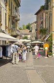 Street In Peschiera