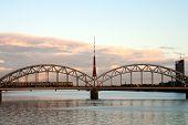 Riga Cityscape