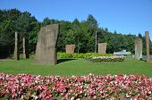 Standing Stones in Glenrothes