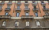 Liberty building, Milan