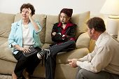 Family Counseling - In Crisis