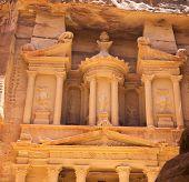 pic of petra jordan  - Al Khazneh in Petra - JPG