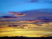 Pôr do sol A