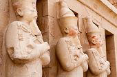 pic of mortuary  - The Mortuary Temple of Queen Hatshepsut Egypt - JPG