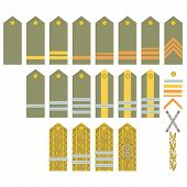 Insignia Of The Romanian Army