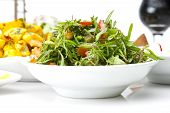 Thyme and tomato Salad, Lebanese Cuisine