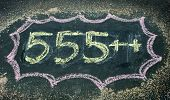 The Word 555