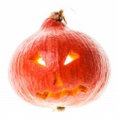 pic of jack-o-laterns-jack-o-latern  - a small Jack - JPG