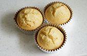 Three corn muffins