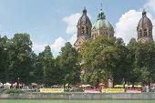 Isar Island Fair