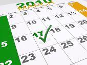 Saint Patrick's Calendar