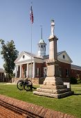 County Court House Appomattox Virginia