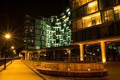 London Thames Southwark Bank
