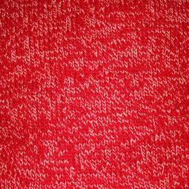 image of quadrangles  - Red marbled knitted background  - JPG