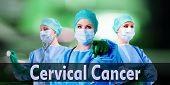 Female Doctor Cervical Cancer