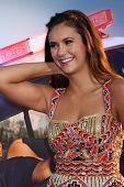 LOS ANGELES - AUG 7:  Nina Dobrev at the