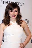 LOS ANGELES - MAR 14:  Yael Stone at the PaleyFEST -