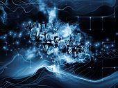 Lights Of Data Cloud