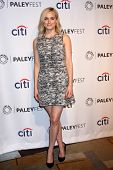LOS ANGELES - MAR 14:  Taylor Schilling at the PaleyFEST -