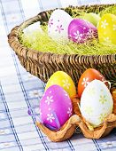 Easter egg Happy easter