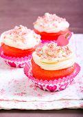 Pink Velvet Cakes