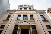 Synagogue In Riga