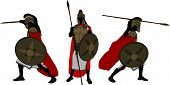 picture of sparta  - ancient warriors - JPG