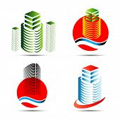 Building symbol set