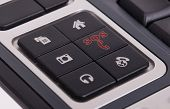 Buttons On A Keyboard - Sos