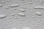 water droplets background.close