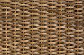 close up chair rattan texture background ,Thailand