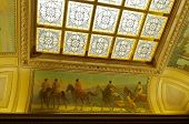 North Hearing Room Decor In Wisconsin Capitol