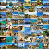 set of Peloponnes pictures, Greece