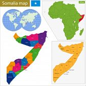Administrative division of the Federal Republic of Somalia