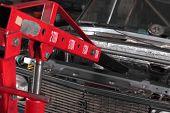 Car Repairs. Hydraulic Elevator
