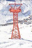 image of hamlet  - Ski gondola  - JPG