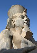 Pharaoh Ramses Ii - Ancient King Of Egypt