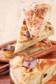 pic of cinnamon sticks  - baked food  - JPG