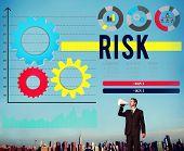 image of risk  - Risk Risk Management Dangerous Safety Security Concept - JPG