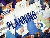 picture of objectives  - Planning Plan Strategy Direction Idea Objective Concept - JPG