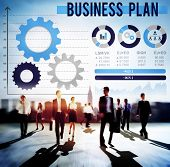 picture of objectives  - Business Plan Planning Strategy Development Objective Concept - JPG