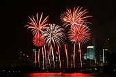 Fireworks In Singapore 1